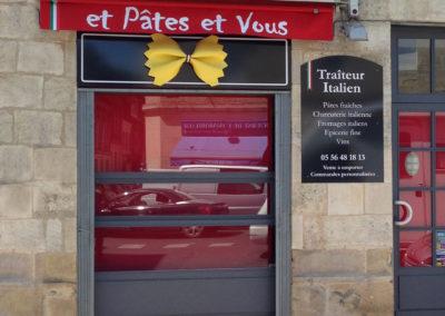 Et Pâtes et Vous - Bordeaux