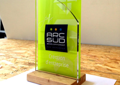 Trophée Arc Sud Développement