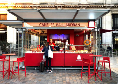 Canelés Baillardran - Bordeaux Gare St-Jean