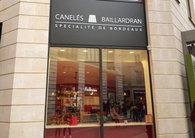 Canelés Baillardran - Bordeaux Ste-Catherine