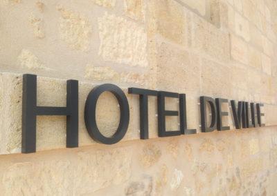 Hotel de ville de Ludon Médoc