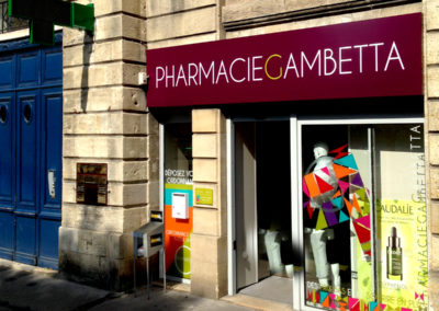 Pharmacie Gambetta - Bordeaux