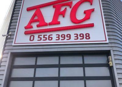 AFG - Bordeaux Bruges