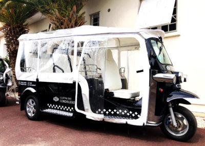 Les Cordeliers - Tuktuk Touristique