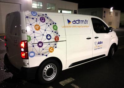 ADTM - Véhicule utilitaire