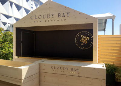 Stand Cloudy Bay - Salon Vinexpo Bordeaux