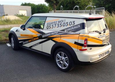 Brienne Auto Mini - Véhicule d'exposition