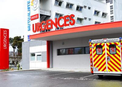 Urgences Clinique Mutualise - Pessac